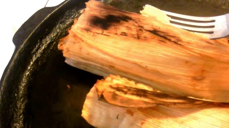 How to Reheat tamales