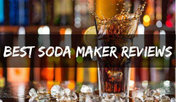 best soda maker