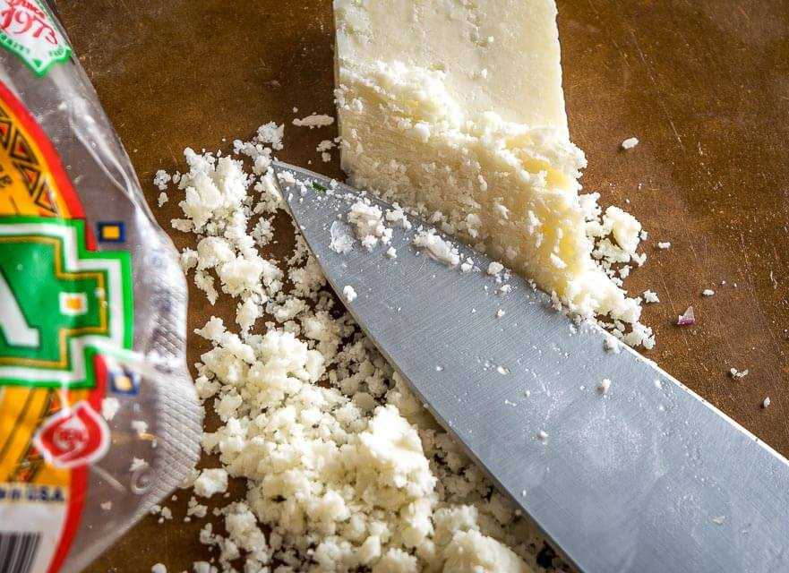 What Is The Appropriate Replacement For Cotija Cheese ...
