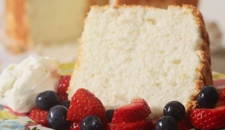 Can you Freeze Angel Food Cake